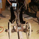 Holzwendepflug